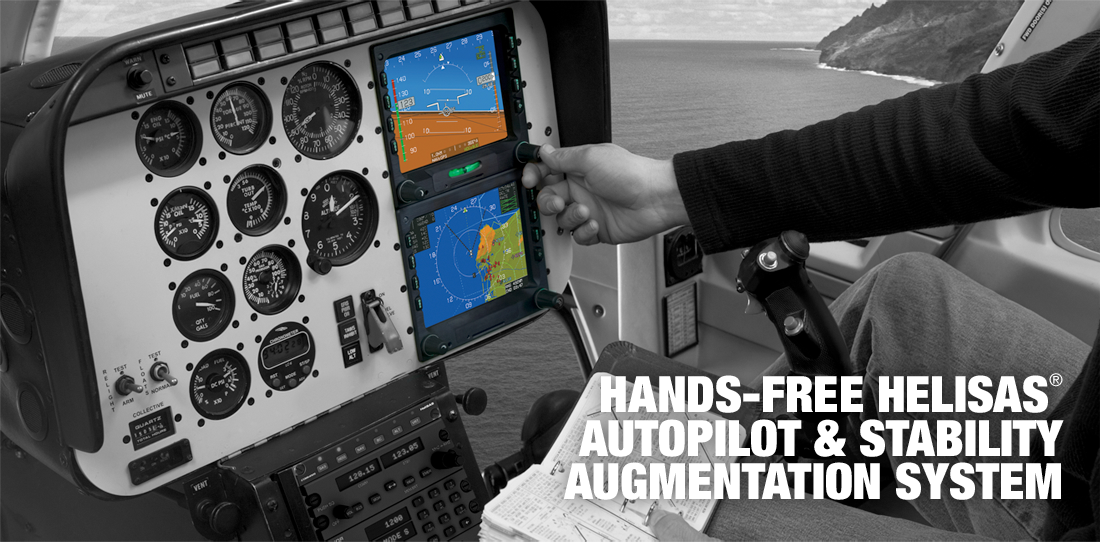 helisas helicopter autopilot systems