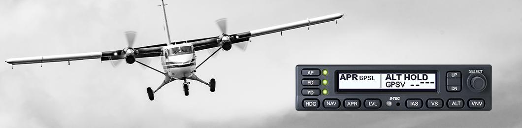 S-TEC 3100 Autopilot, Version 1.4 Software