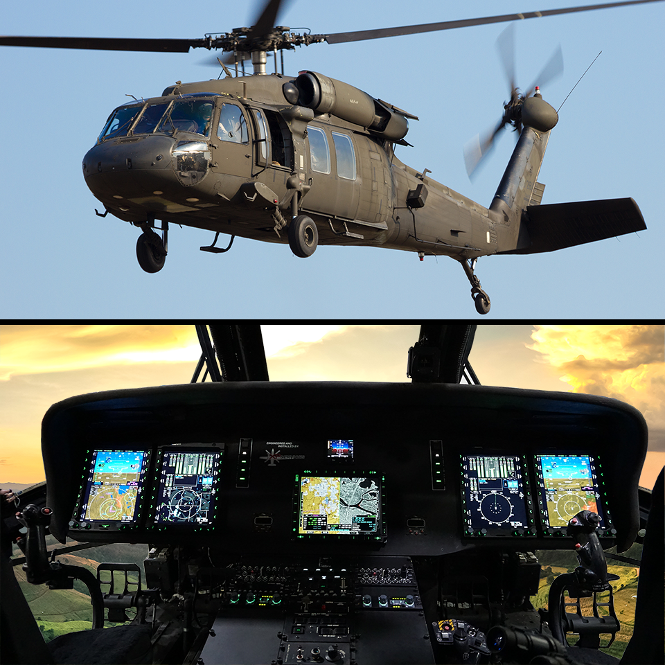 Genesys & XP Services Black Hawk Announcement