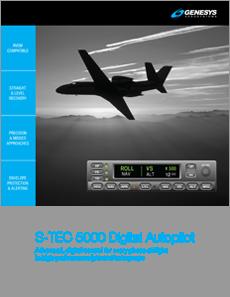 Genesys Aerosystems S-TEC 5000 Digital Autopilot & EFIS