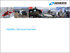 HeliSAS Technical Overview - Genesys Aerosystems